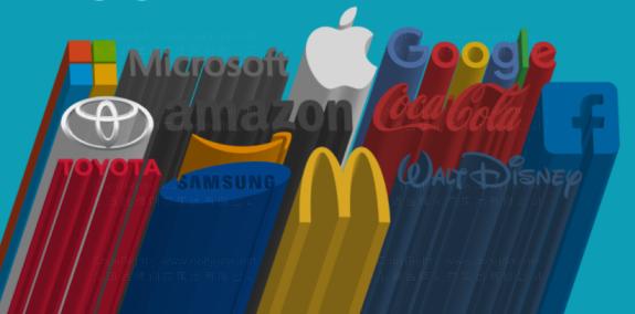 著名品牌logo设计