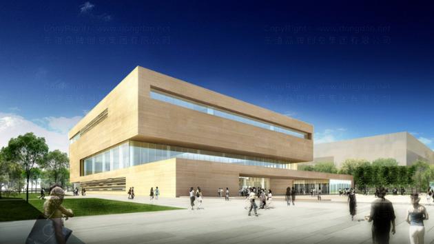 天津美术馆导示设计屡获国际大奖