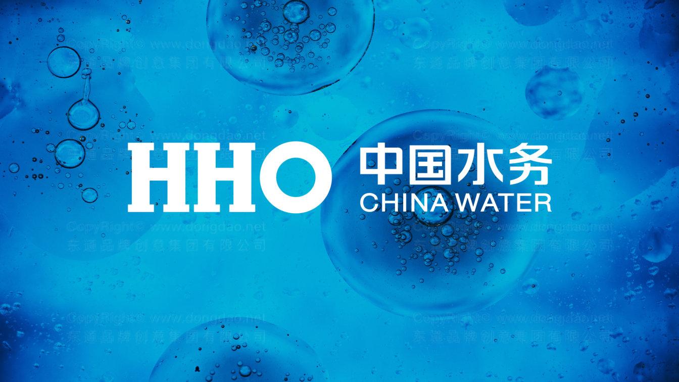 中国水务SI形象设计