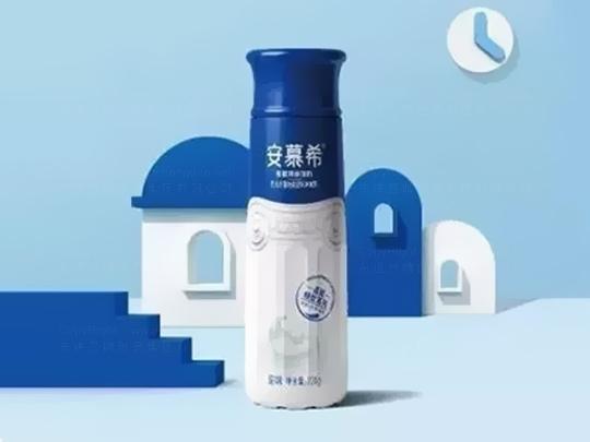 乳业瓶型设计