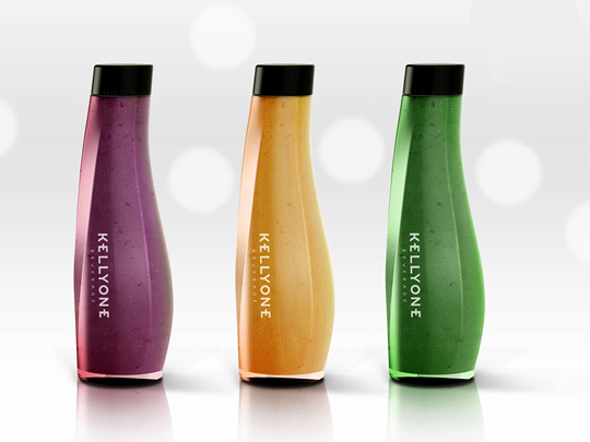 饮料瓶型设计
