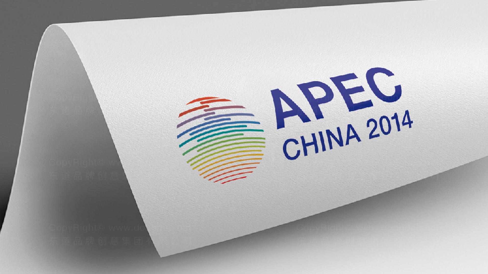 APEC会议vi设计应用