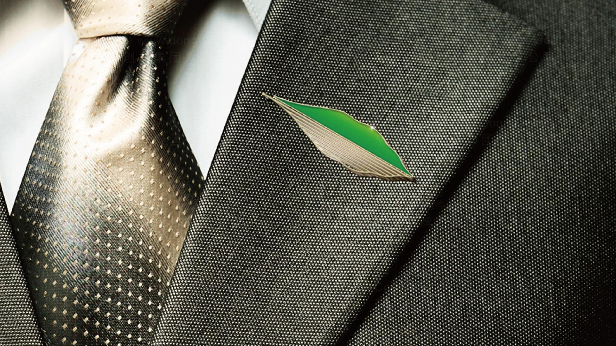 新桐乡政府logo设计、vi设计应用场景_6
