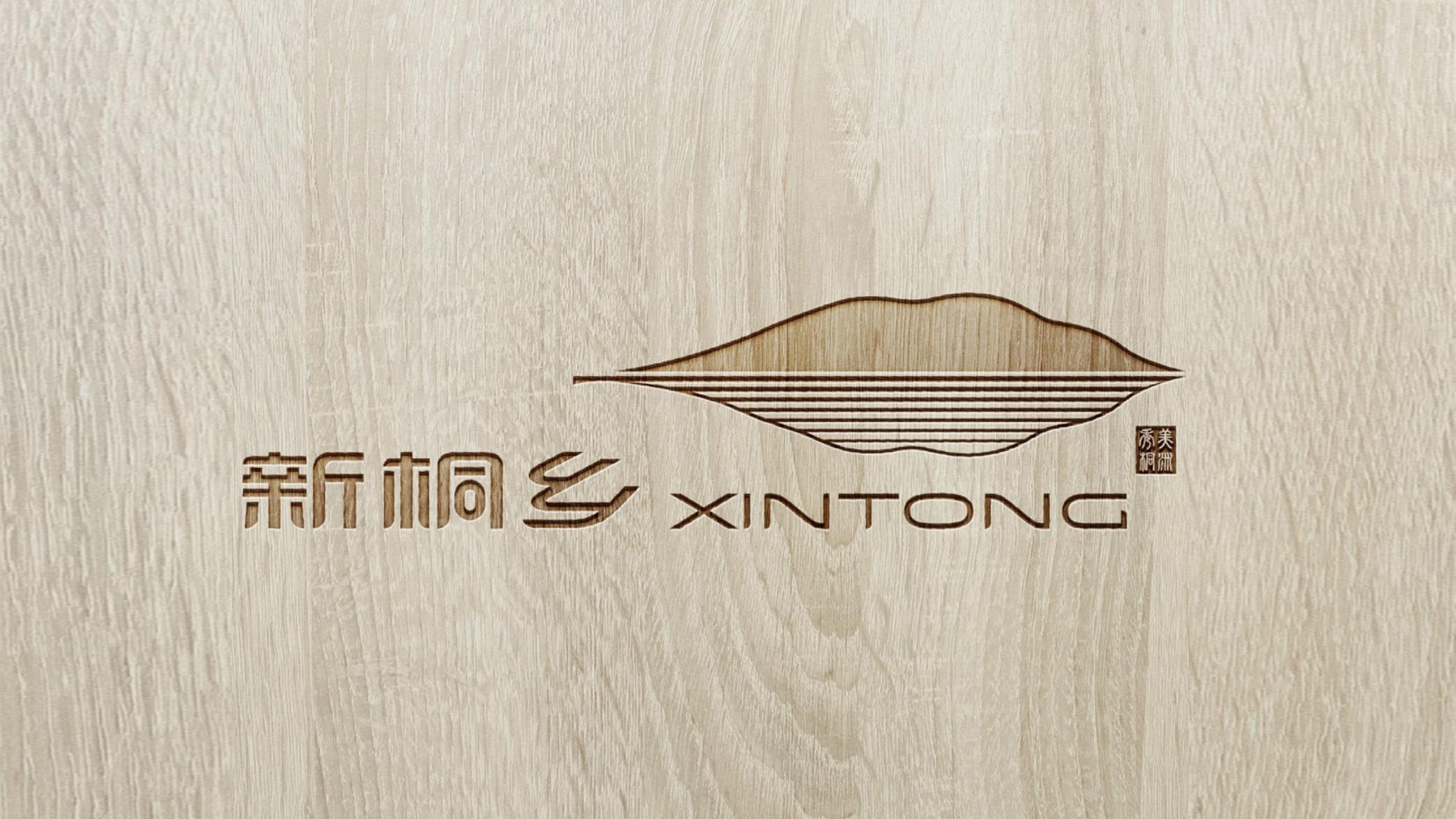新桐乡政府logo设计、vi设计应用场景_2