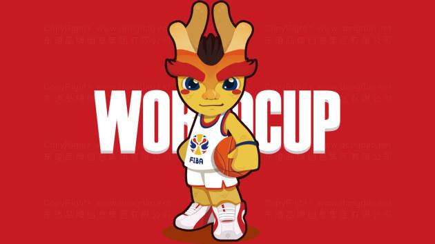 2019中國男籃世界杯吉祥物設計