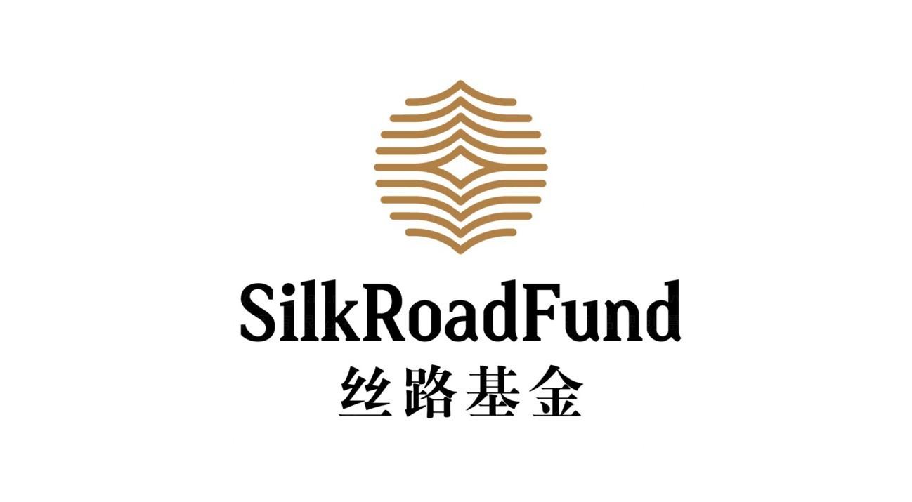 丝路基金公司logo设计、vi设计