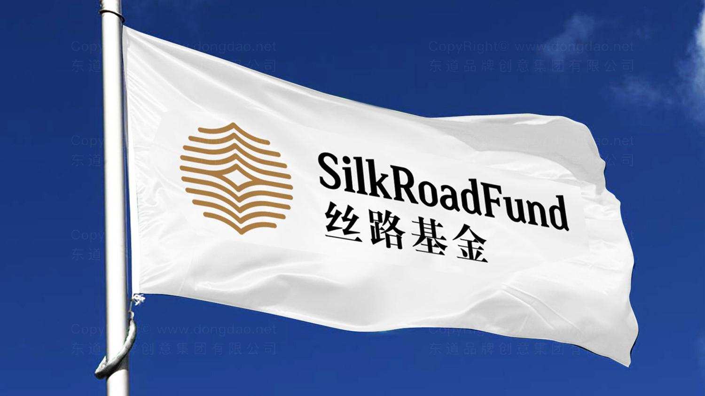 丝路基金公司logo设计、vi设计应用场景_2