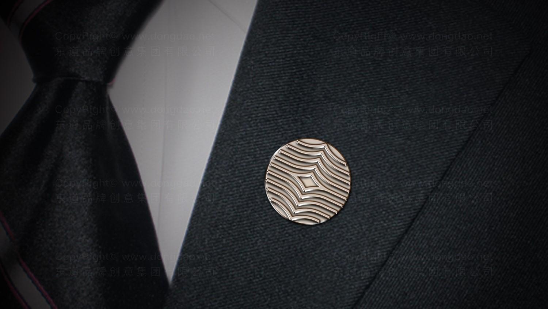 丝路基金公司logo设计、vi设计应用场景_4