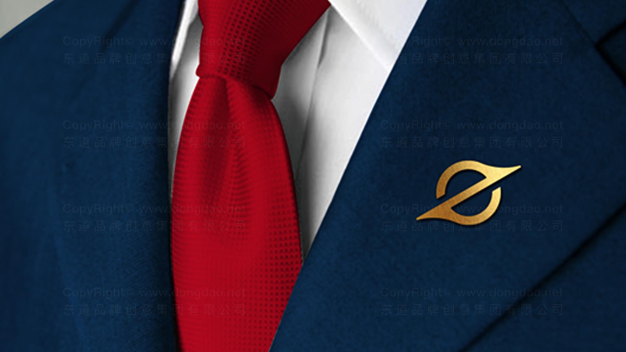 品牌设计中国长征火箭logo设计、vi设计应用场景_7