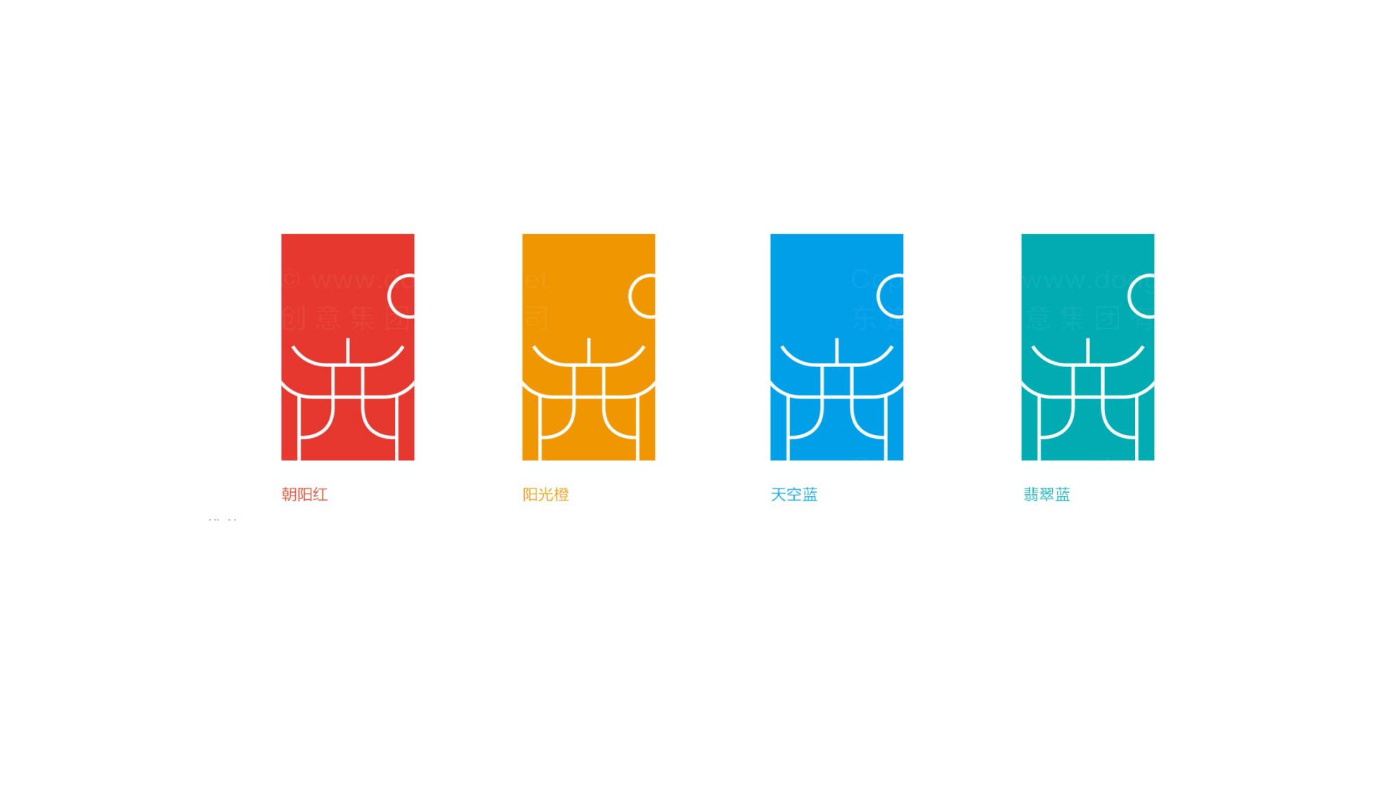 品牌设计西泠印象LOGO&VI设计应用场景_2