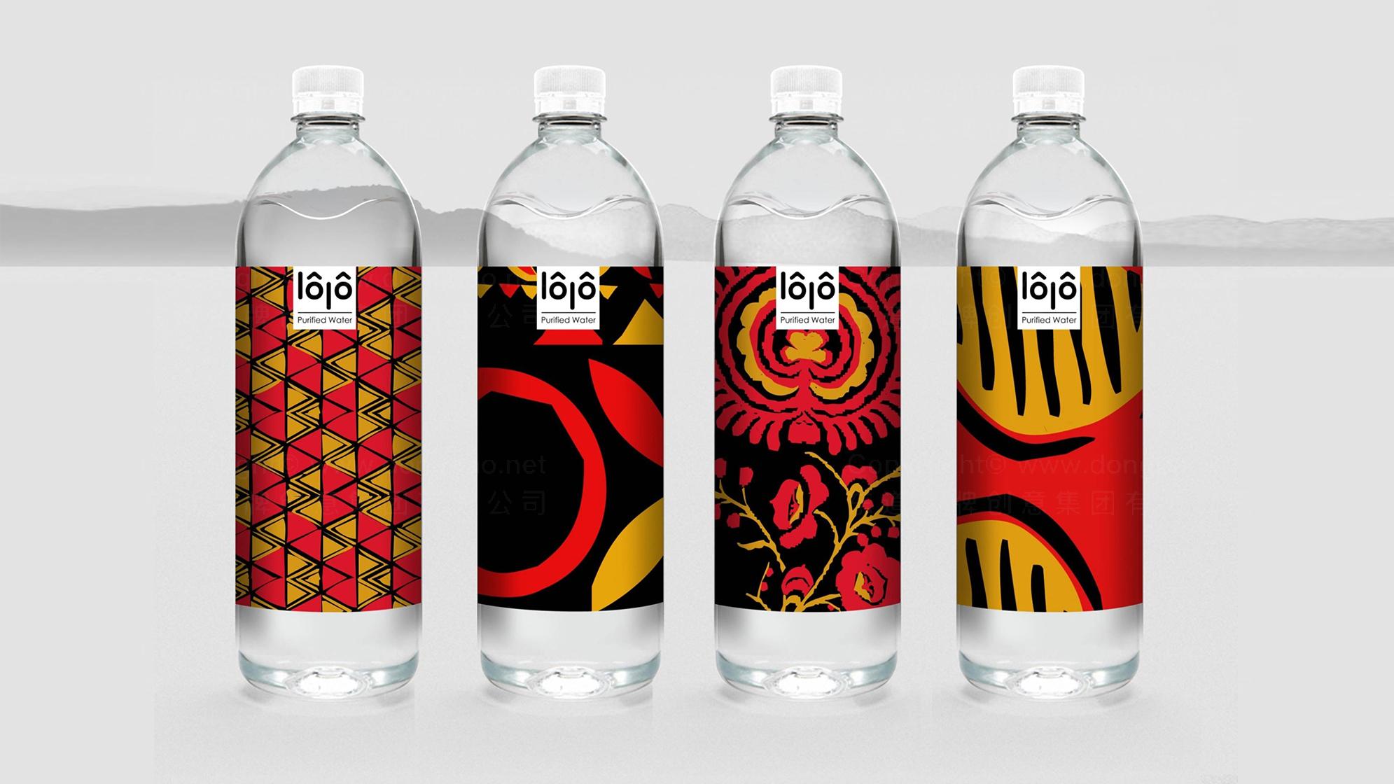 彝族logo文创设计应用