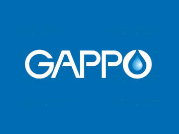 品牌设计LOGO&VI设计GAPPO卫浴品牌设计方案