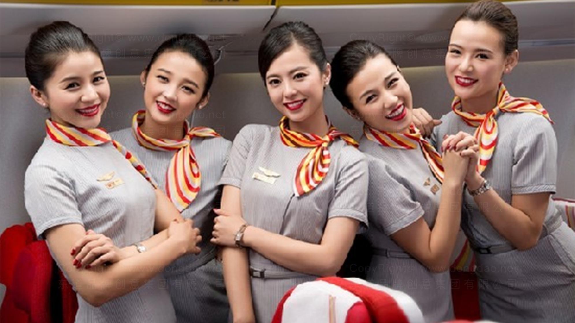 航空公司vi设计应用场景_2
