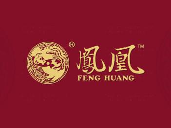 品牌设计LOGO优化&VI设计凤凰红茶品牌设计方案