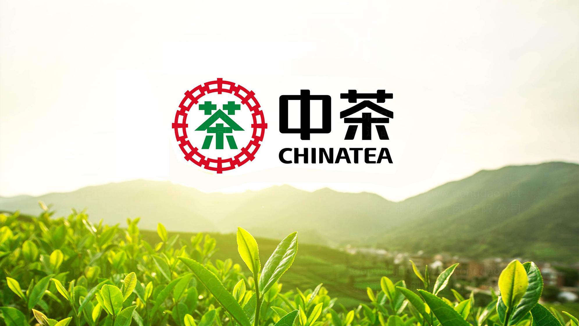 中粮集团logo设计、vi设计