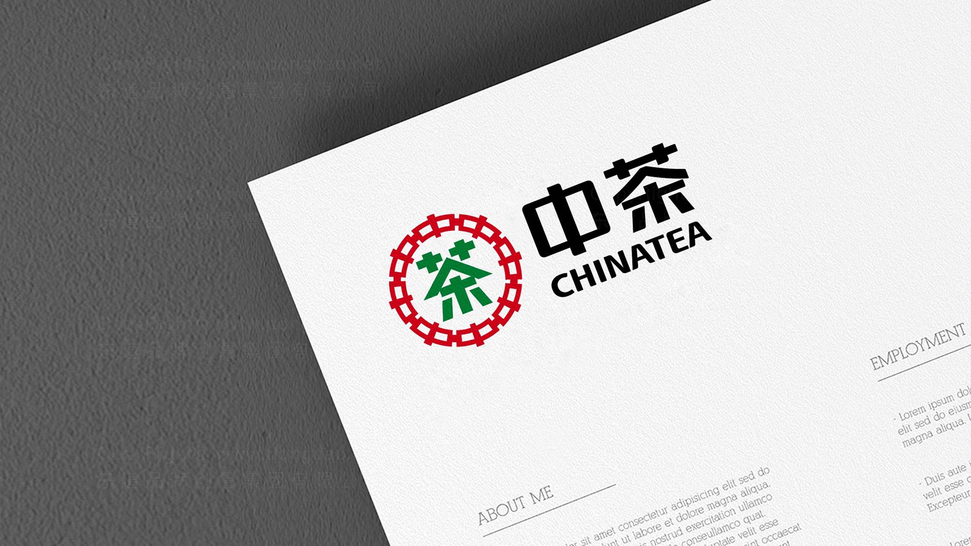 中粮集团logo设计、vi设计应用场景_2