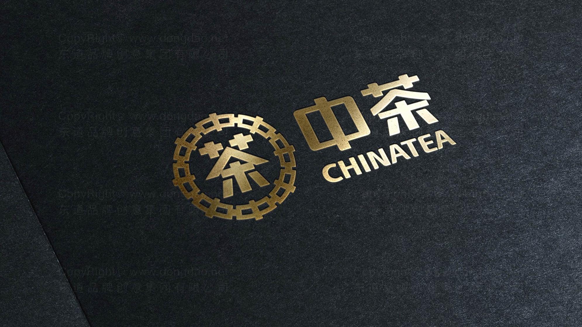 中粮集团logo设计、vi设计应用场景_5
