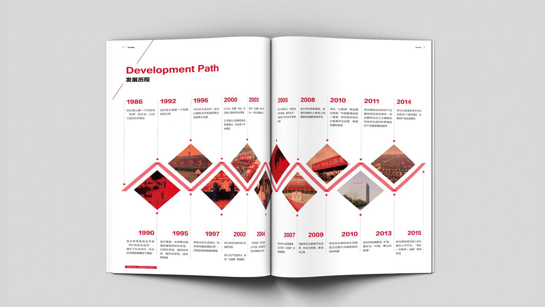 视觉传达传化画册设计应用场景_5
