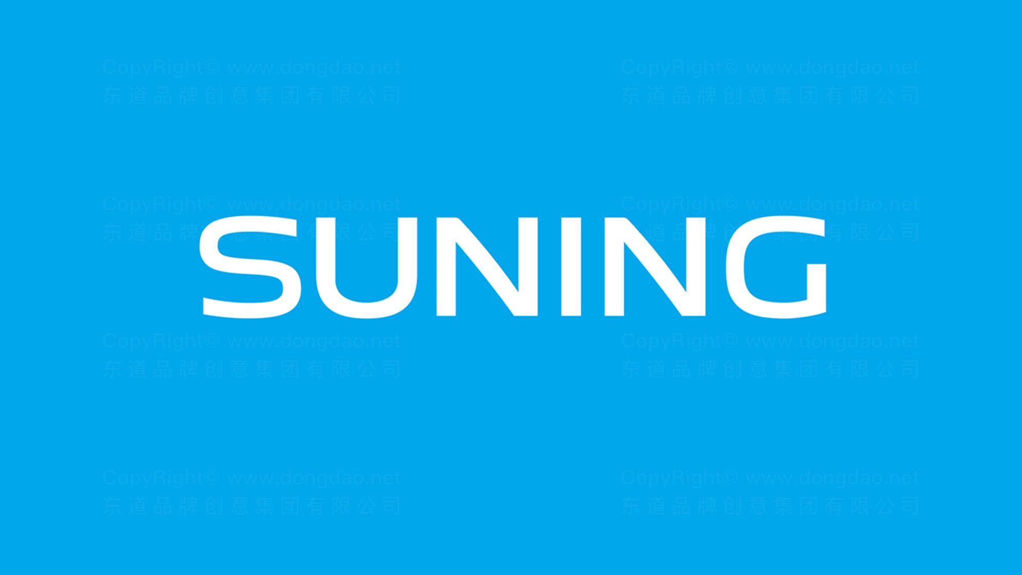苏宁logo设计、vi设计