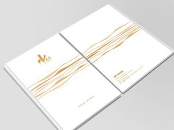 保险公司画册设计