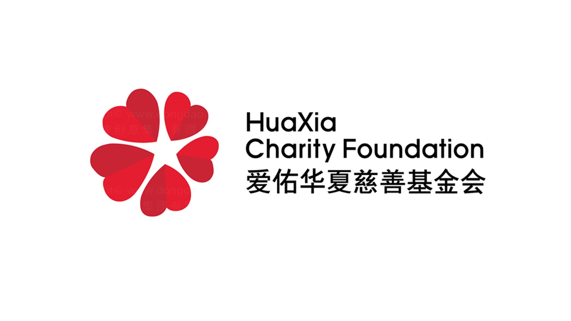 其他品牌设计爱佑华夏慈善基金VI设计