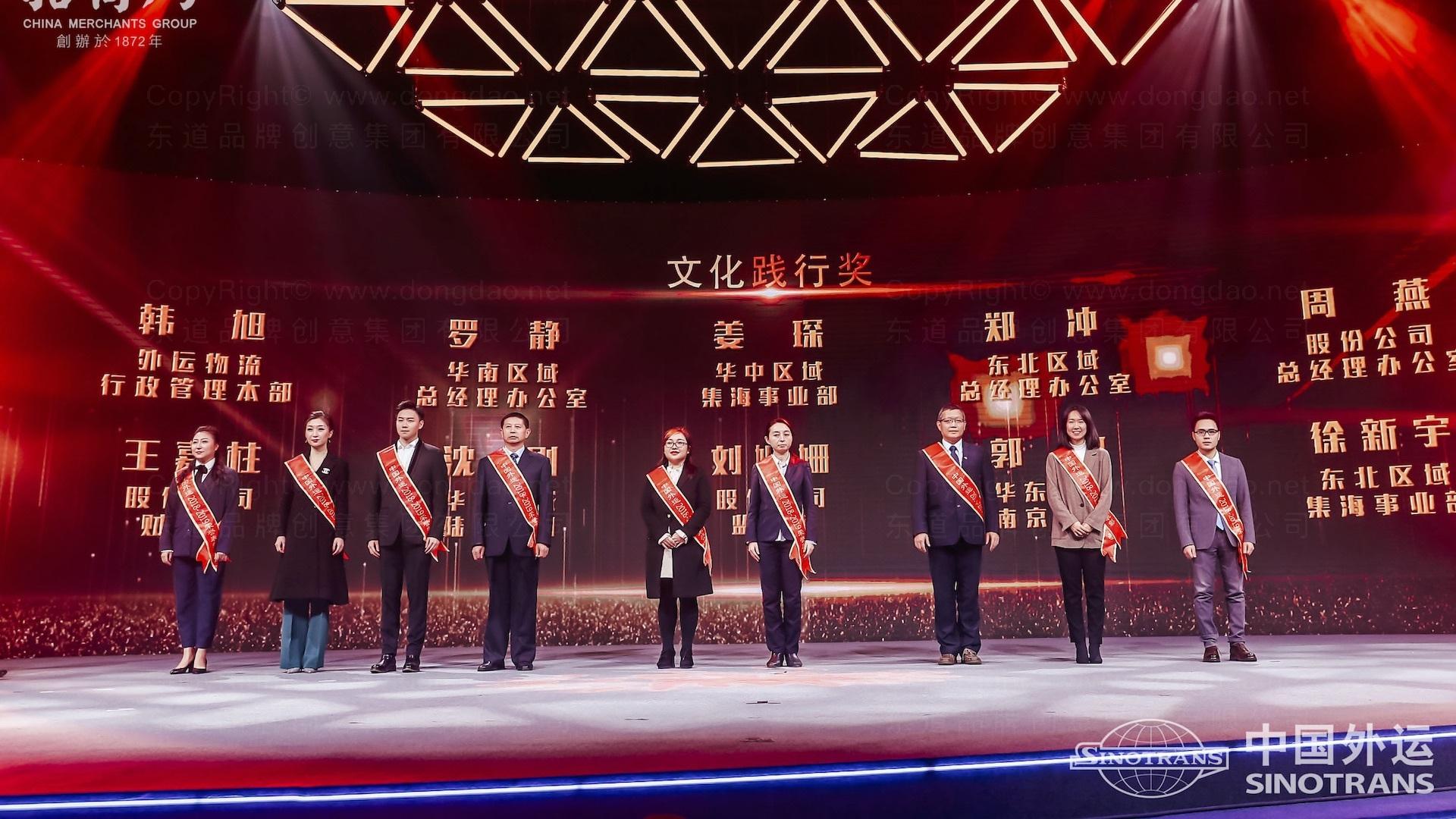 品牌战略&企业文化中国外运企业文化落地项目企业文化手册应用场景_16