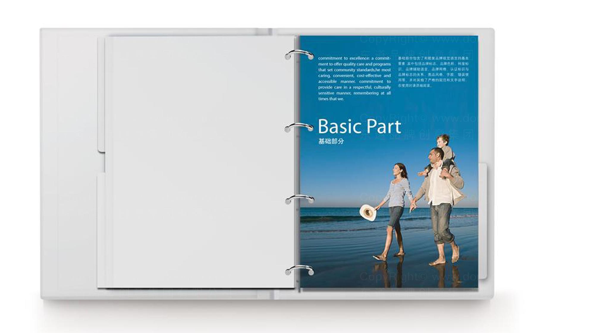 品牌设计和睦家LOGO优化&VI设计应用场景_1