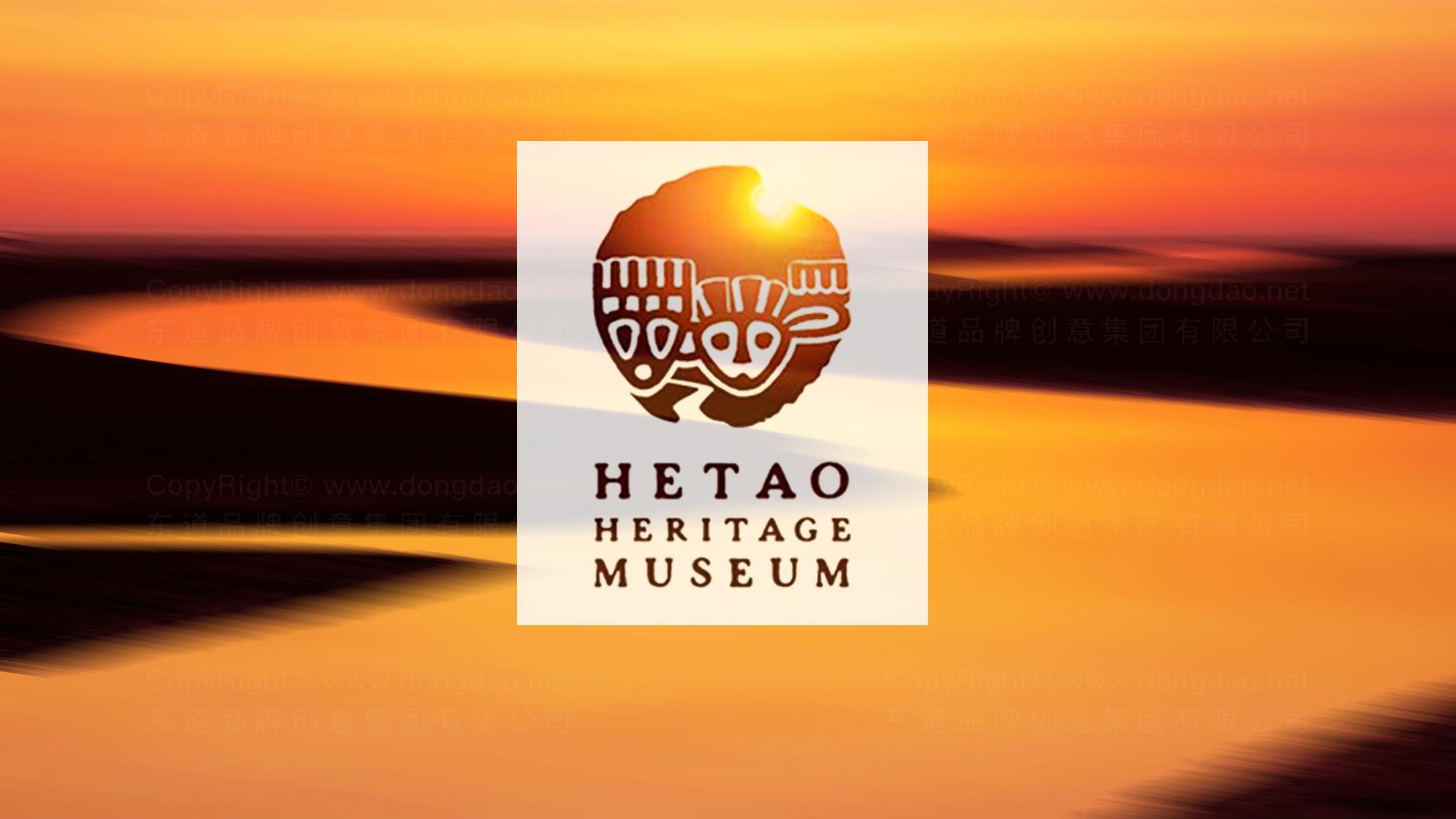 河套文化博物馆LOGO设计、VI设计