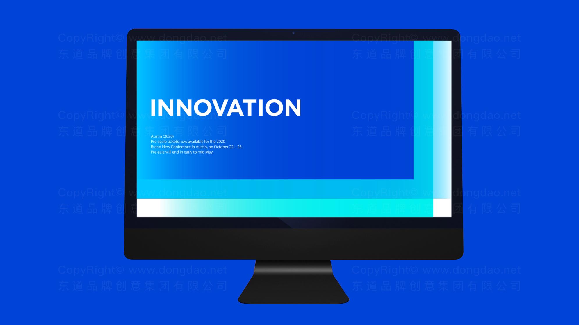 品牌设计工业互联网峰会LOGO设计应用场景_7