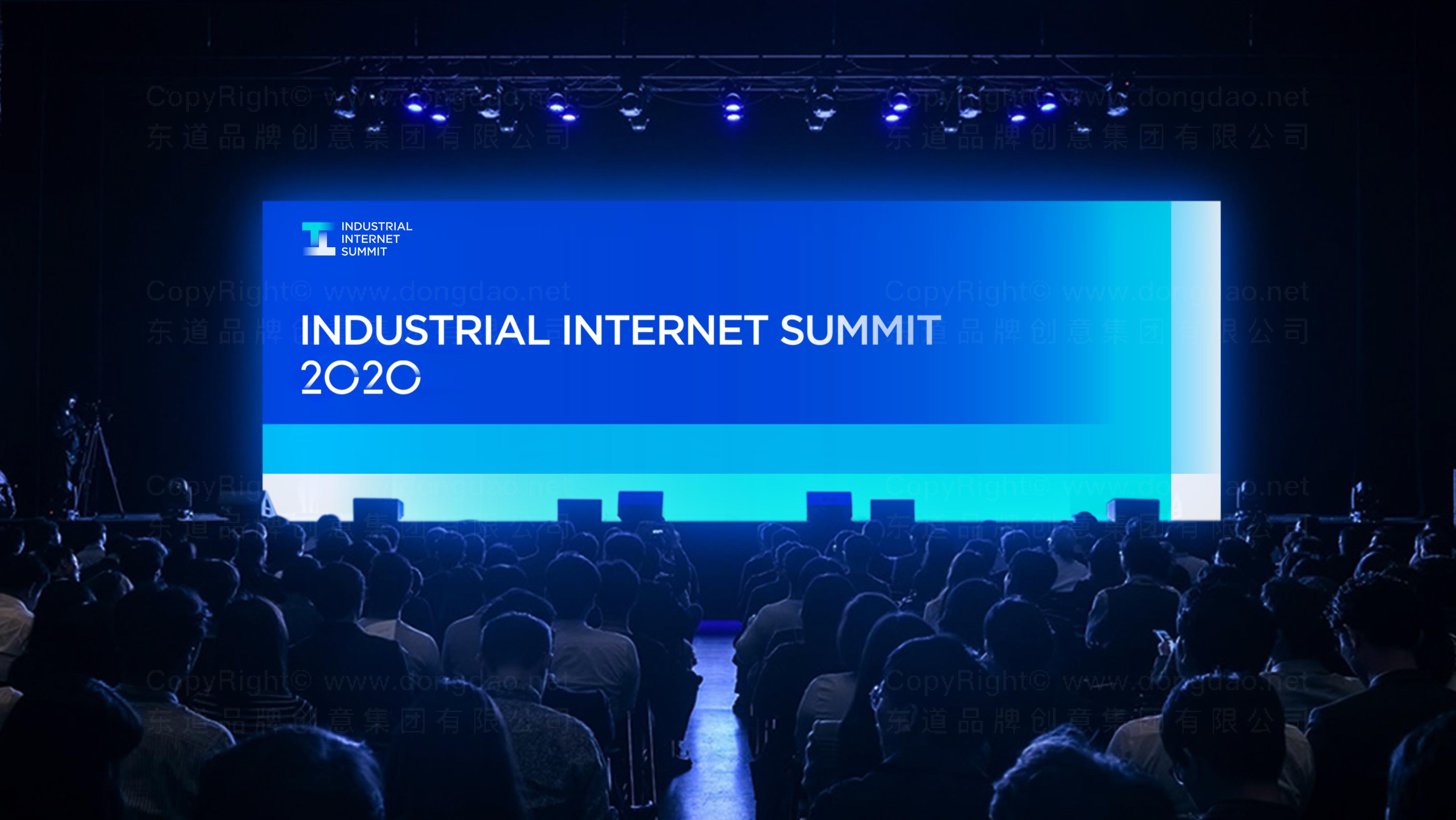 品牌设计工业互联网峰会LOGO设计应用场景_1