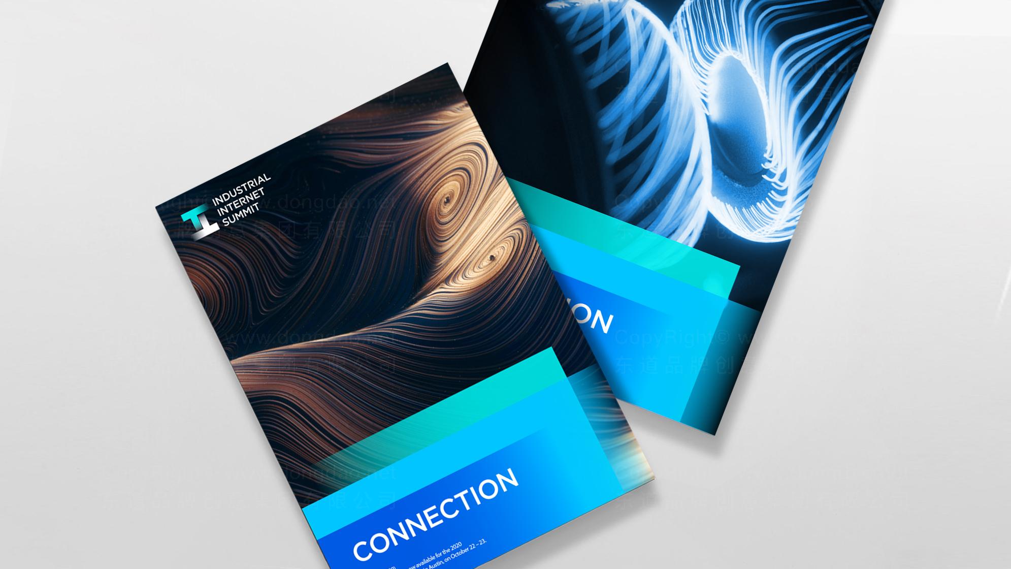 品牌设计工业互联网峰会LOGO设计应用场景_4