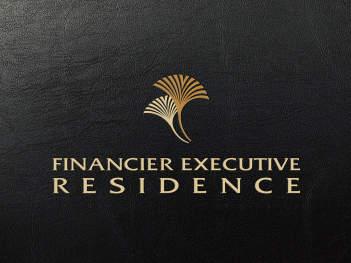 品牌设计LOGO&VI设计金融街公寓酒店品牌设计方案