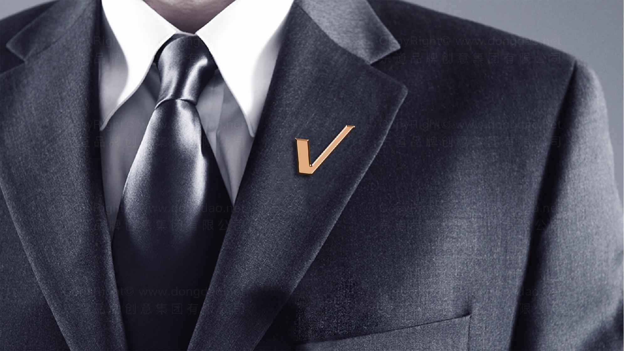 品牌设计蜂巢易创LOGO&VI设计应用场景_4