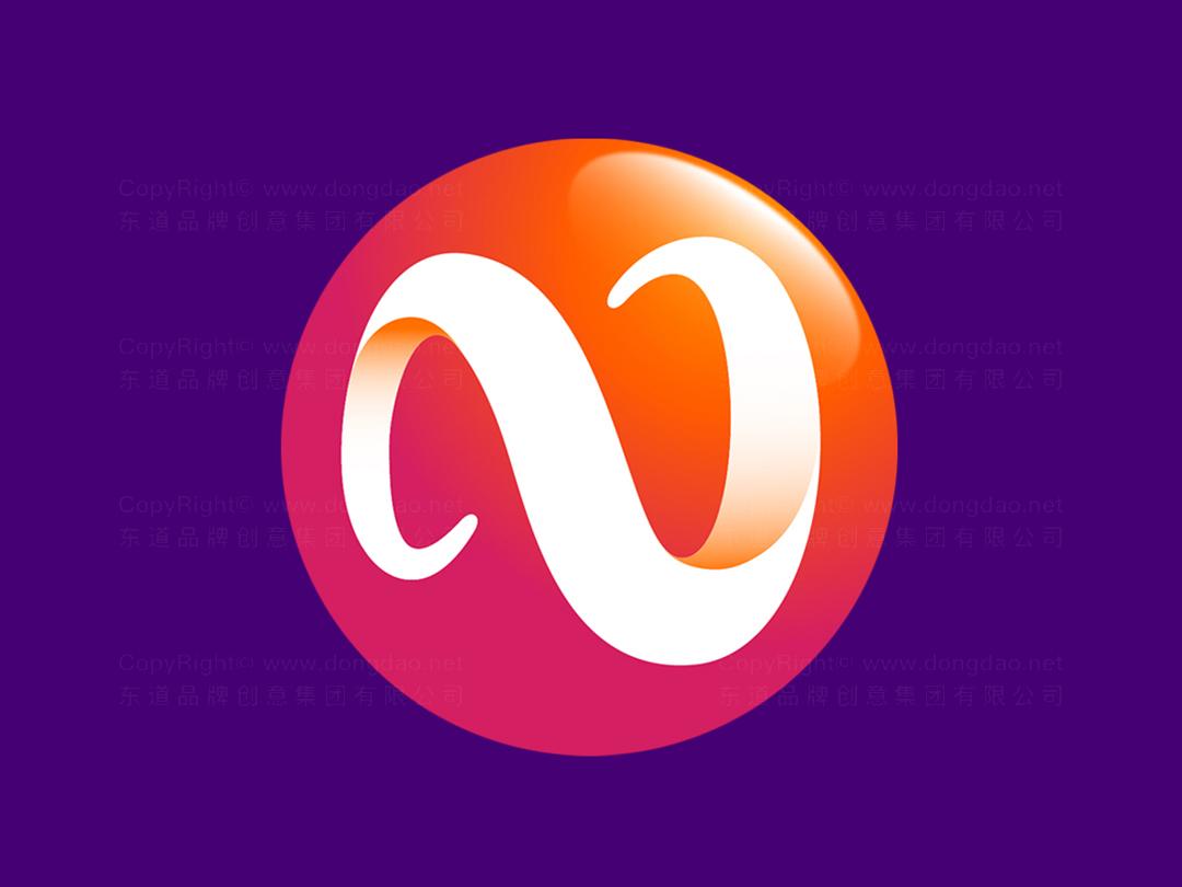 传媒公司logo标志设计应用场景_3