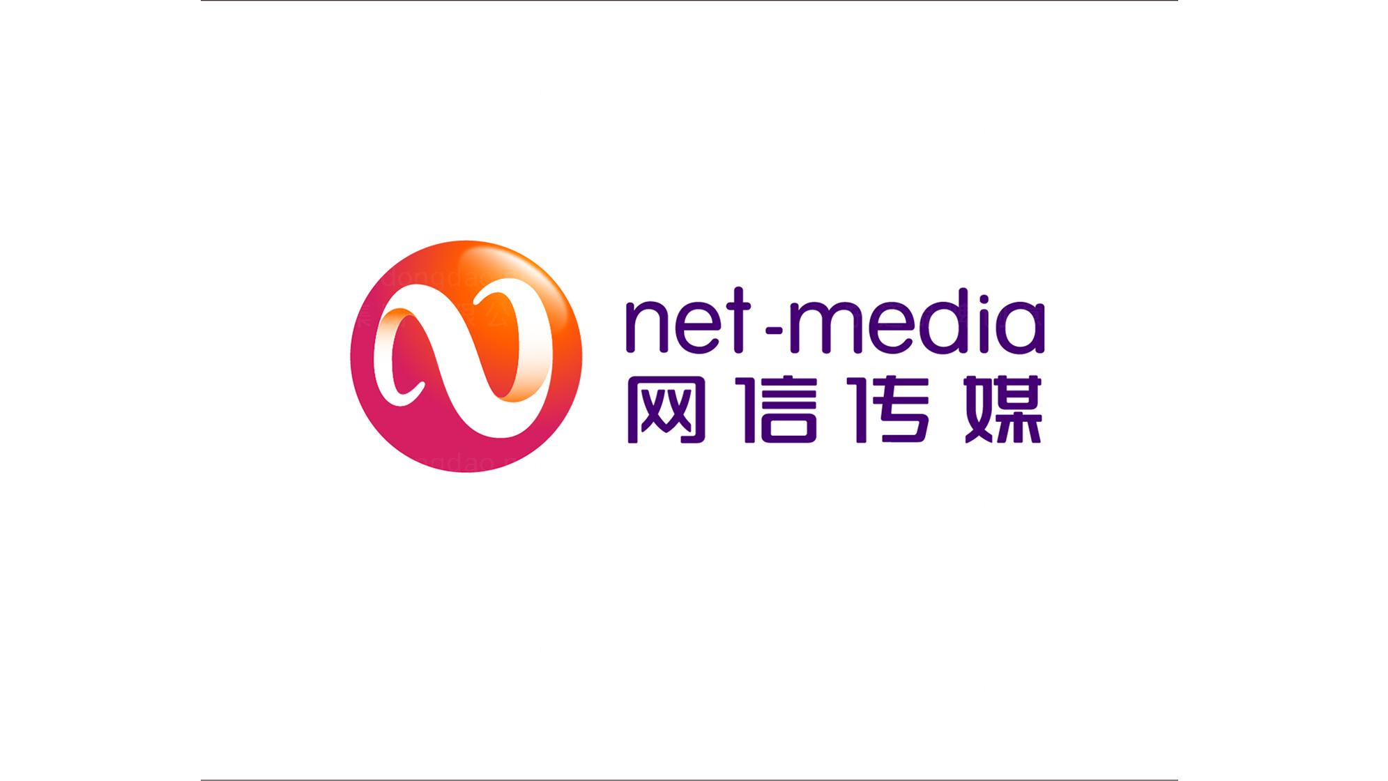 传媒公司logo标志设计