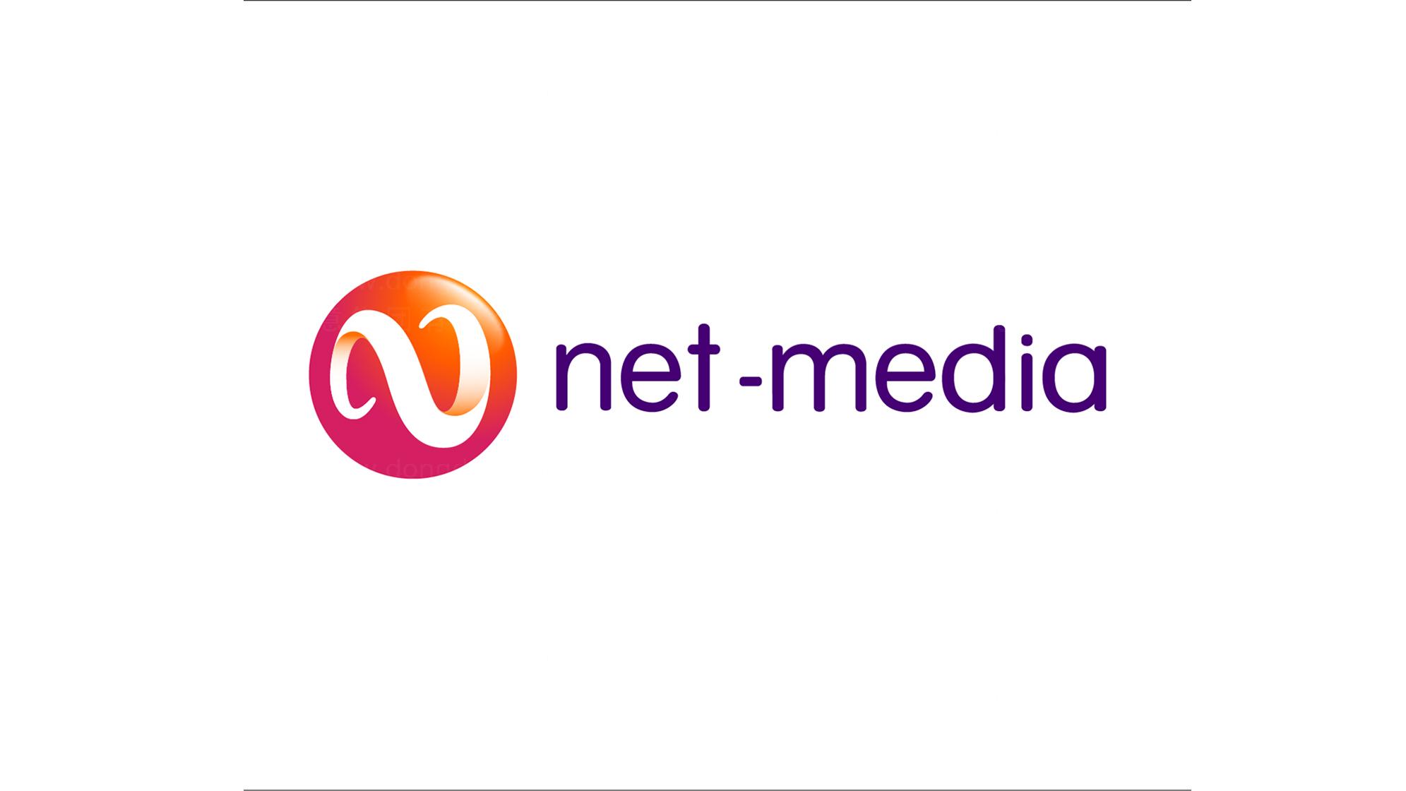 传媒公司logo标志设计应用场景