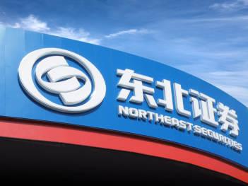 品牌设计LOGO&VI设计东北证券品牌设计方案