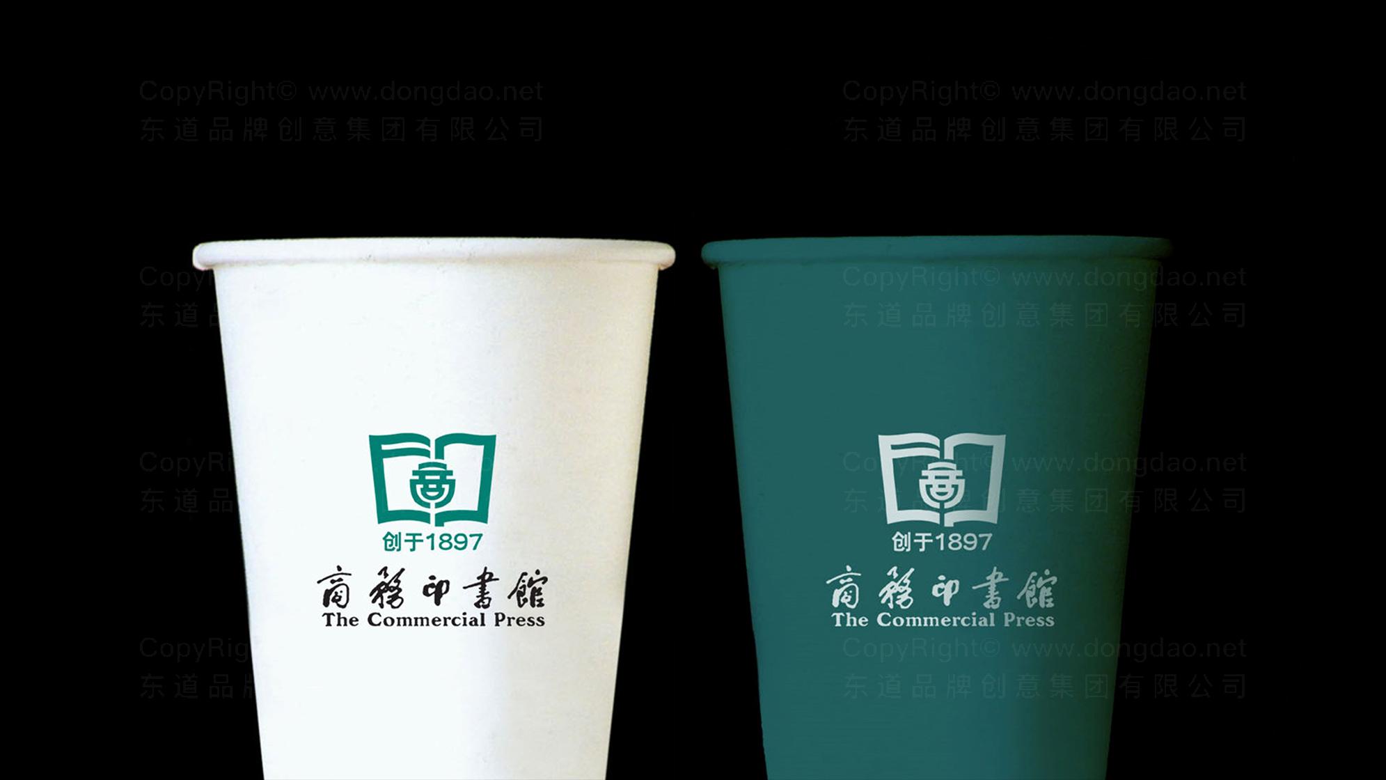 品牌设计商务印书馆LOGO优化&VI设计应用场景_3