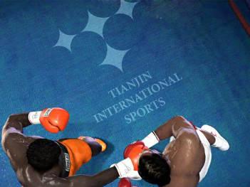 品牌设计LOGO&VI设计天津国际体育品牌设计方案