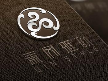 品牌设计LOGO&VI设计秦风雅韵品牌设计方案