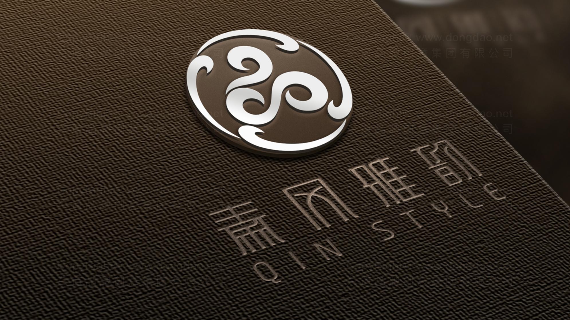 品牌设计案例秦风雅韵LOGO&VI设计