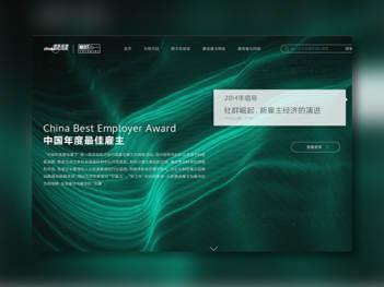 东道数字网站设计智联招聘东道数字方案