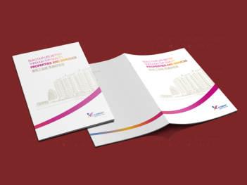 地产企业宣传册设计