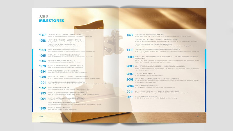 视觉传达兆维集团画册设计应用场景_9