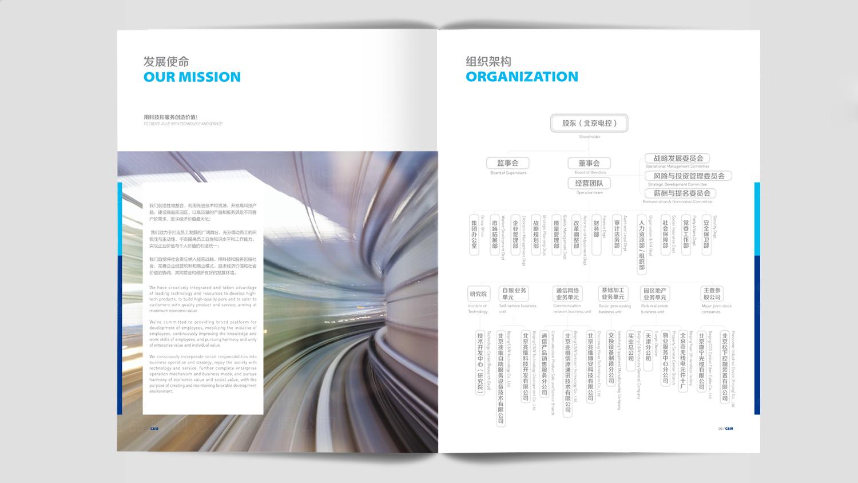 视觉传达兆维集团画册设计应用场景_1
