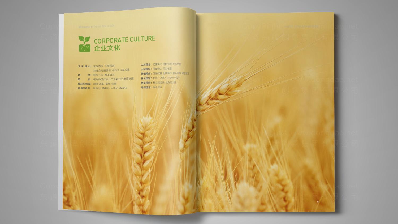 工业制造视觉传达新洋丰肥业画册设计