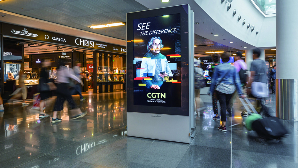 CGTN兵马俑系列广告设计应用场景_4