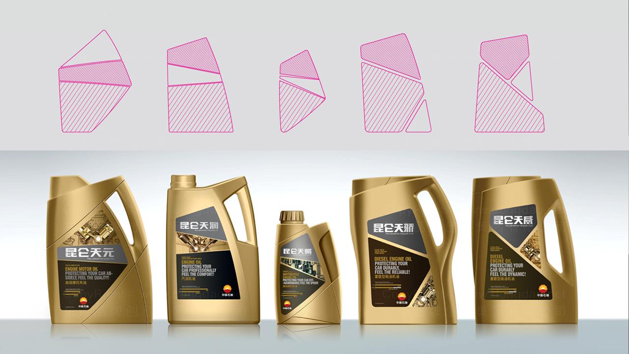 润滑油体系全案设计应用