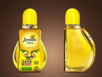 产品包装产品全案康奕达茶油产品包装方案