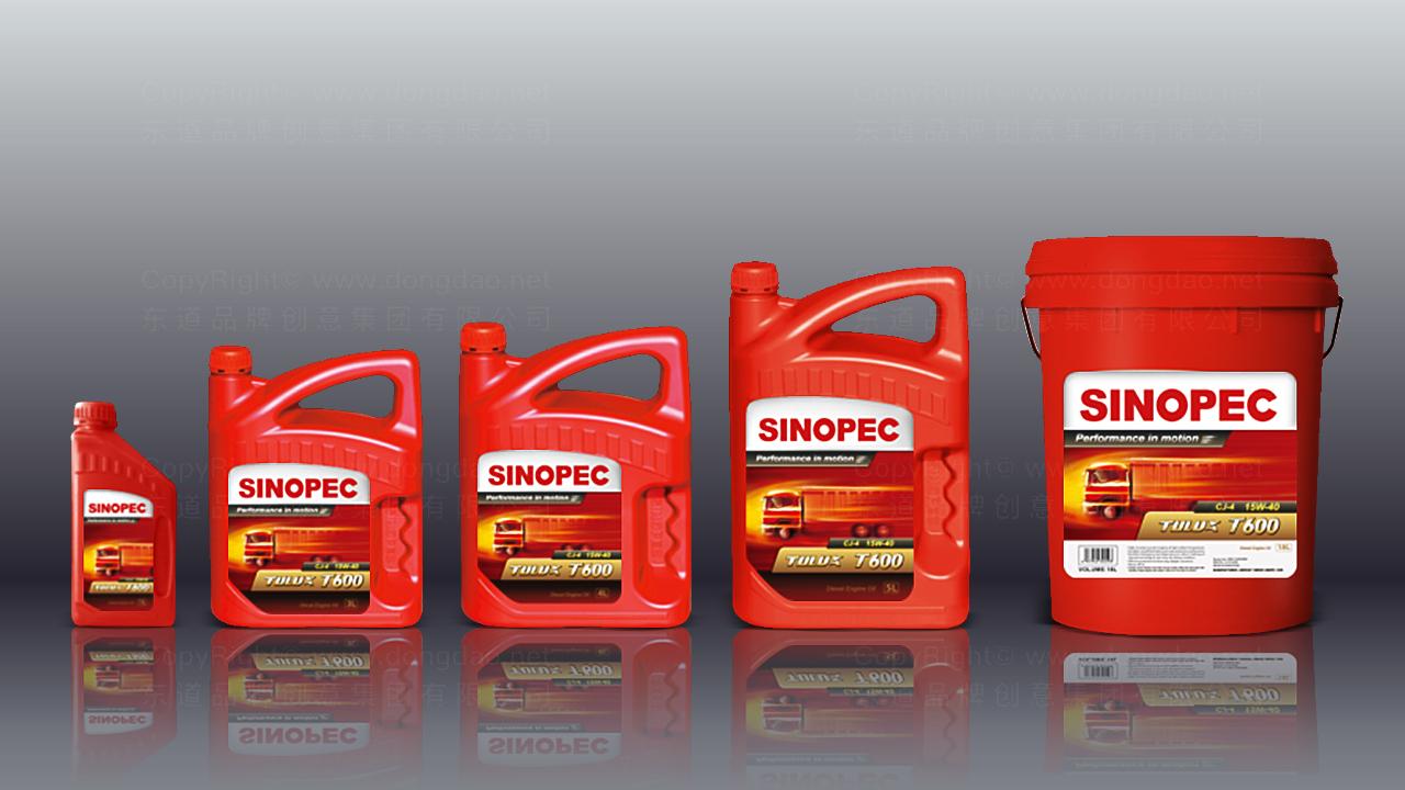 产品包装长城SINOPEC体系包装设计应用场景_6